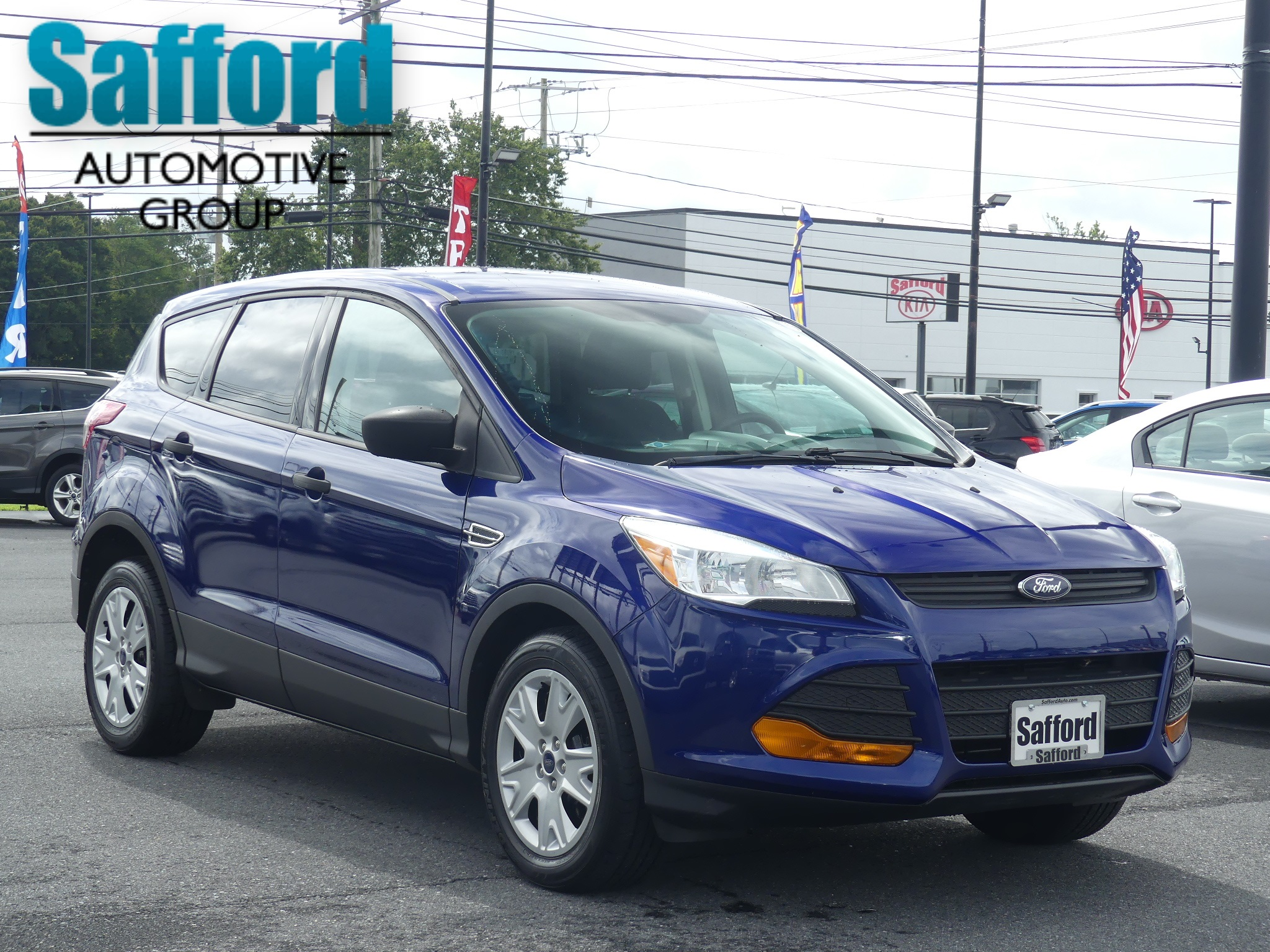 Pre owned 2014 ford escape s