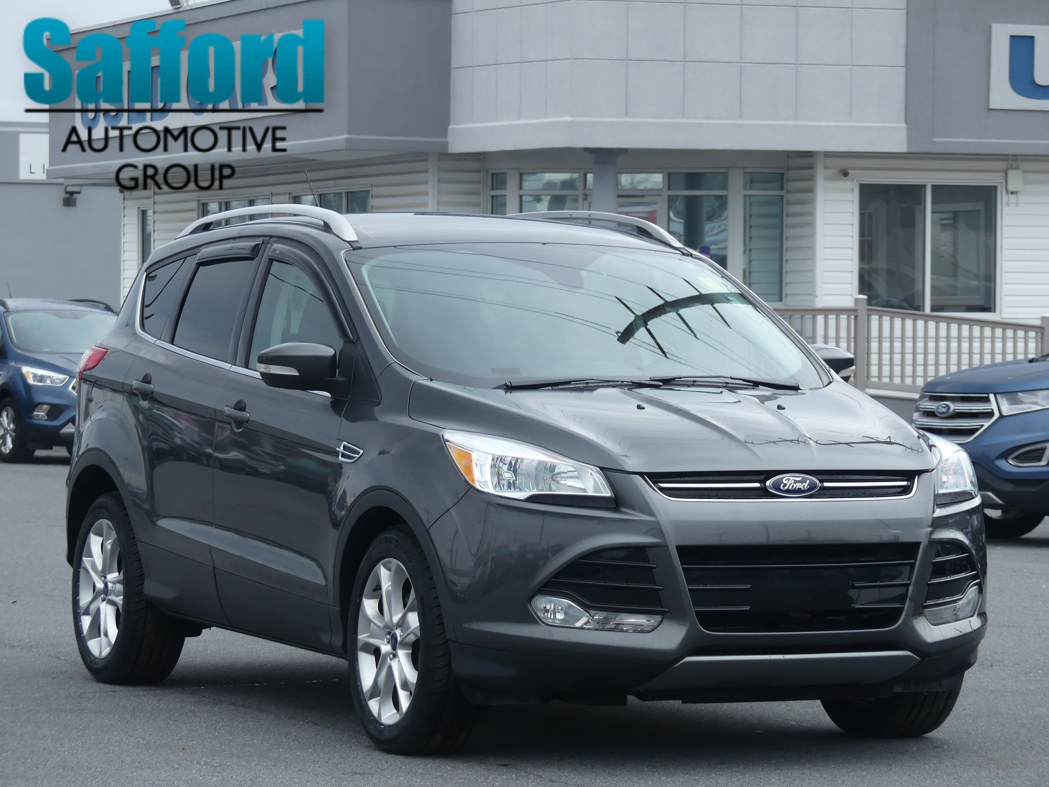 Pre Owned 2016 Ford Escape Anium