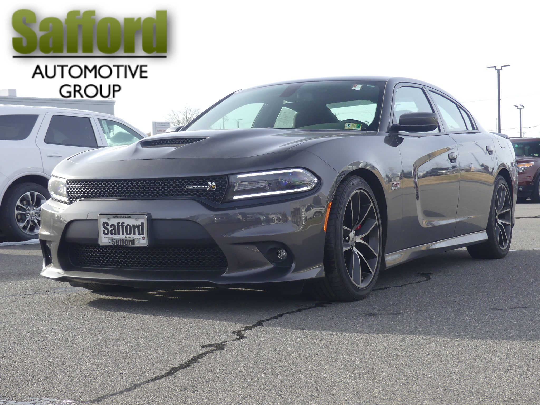 Pre Owned 2017 Dodge Charger R T 392 4dr Car In Vienna H303830a