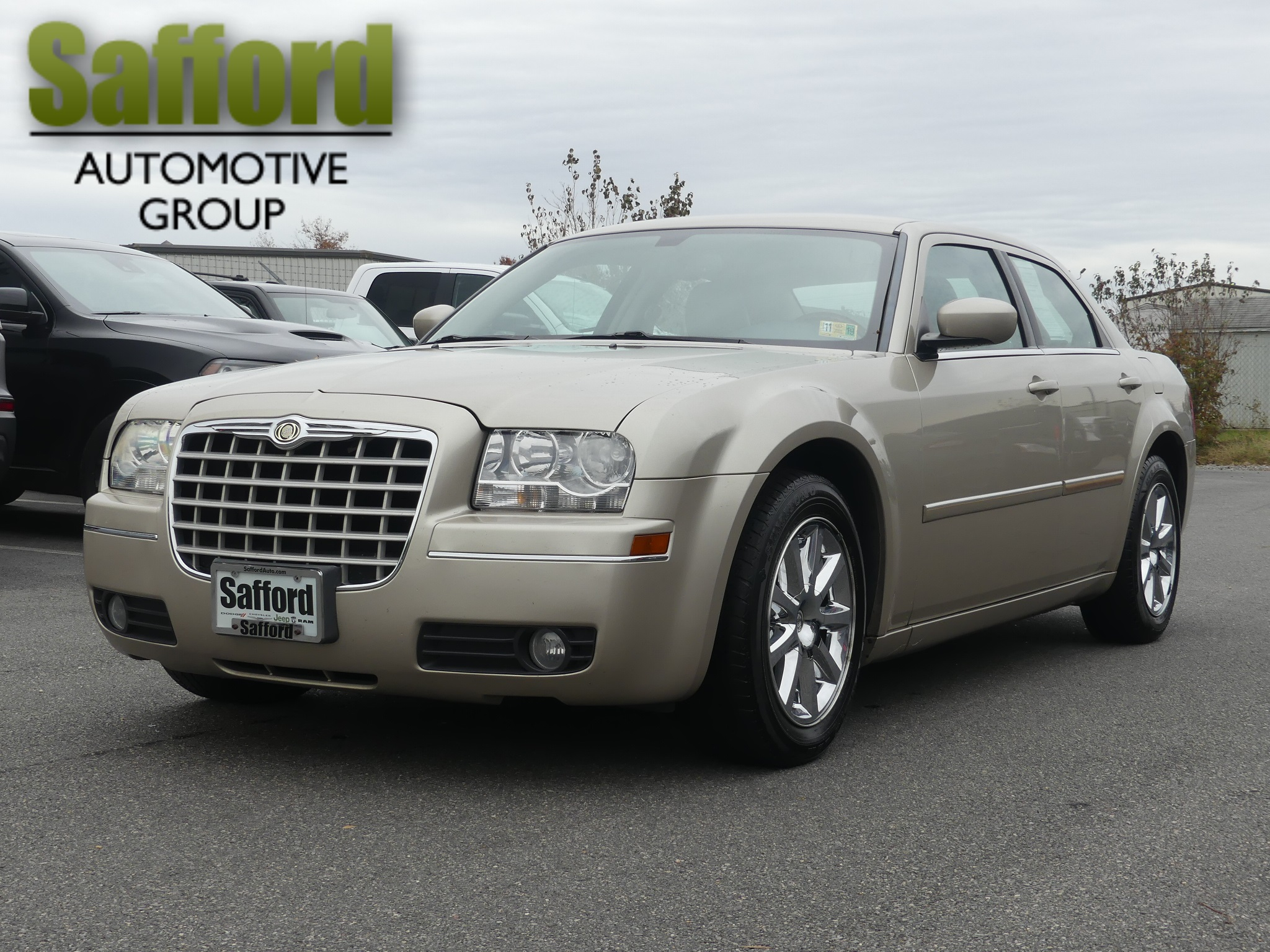 Pre Owned 2007 Chrysler 300 Touring 4dr Car in Vienna P JA