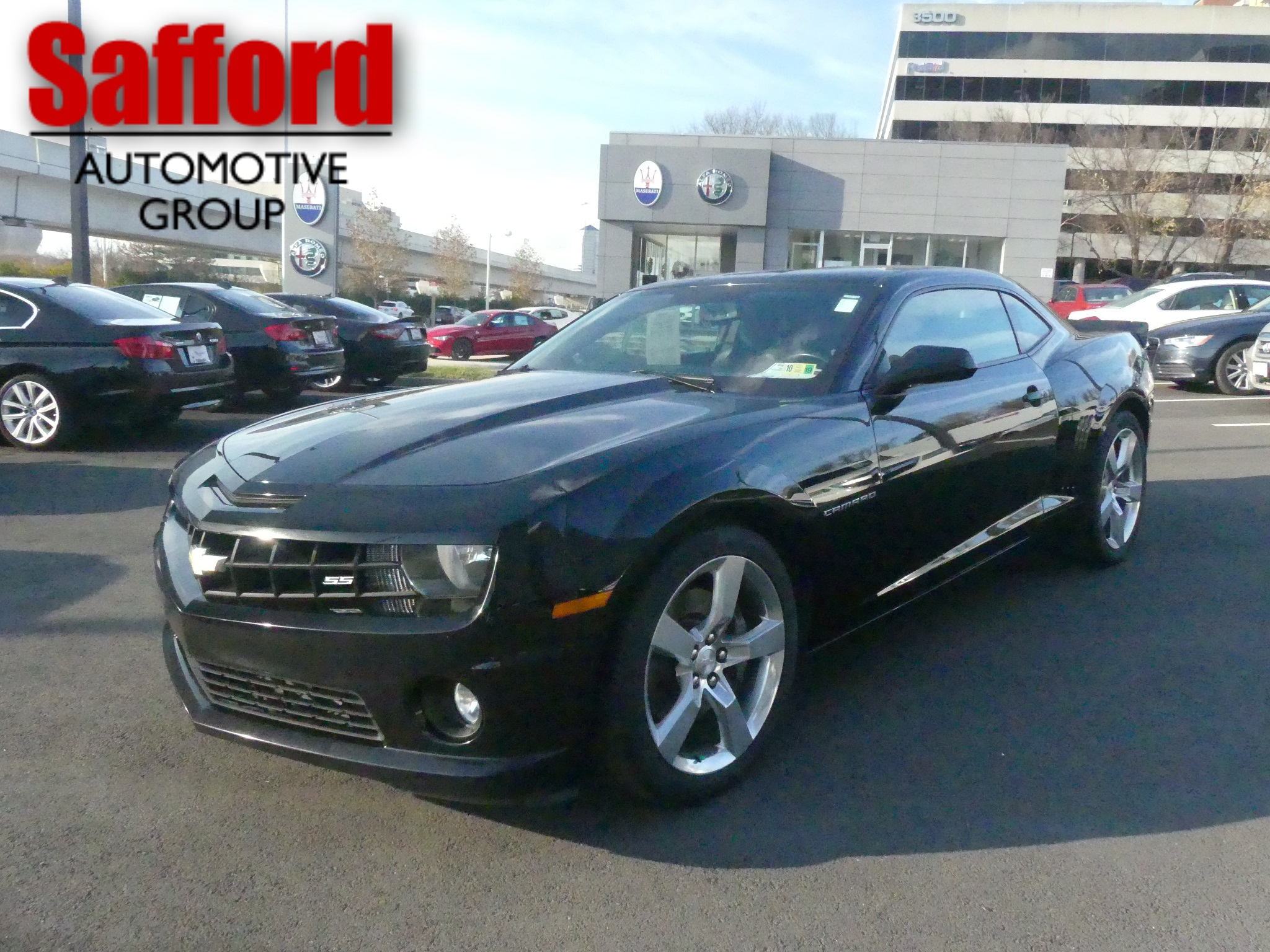 pre owned 2012 chevrolet camaro 2ss 2dr car in vienna t2065